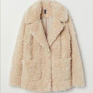 Teddy Coat M